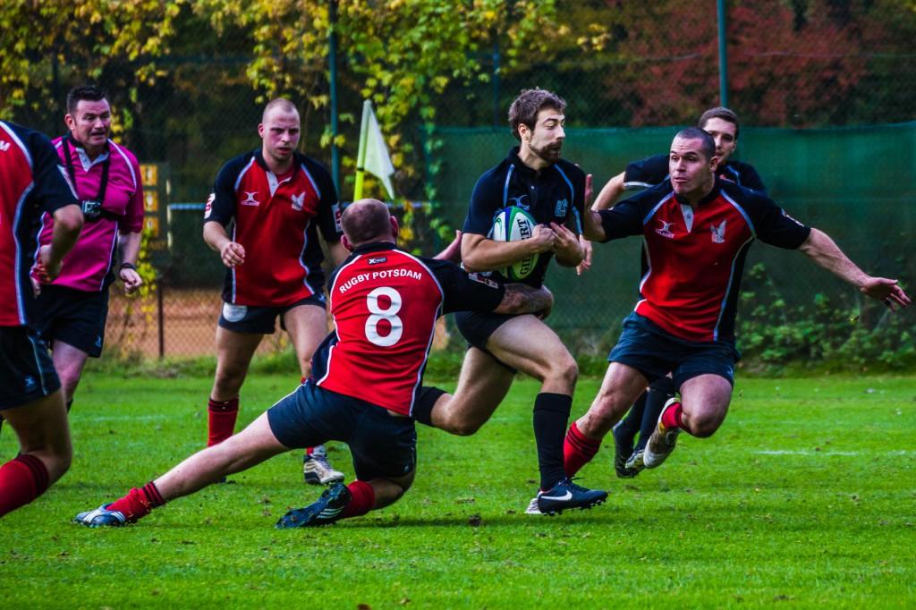Rugby - Bremen 1860 vs. SG Grizzlies/Potsdam